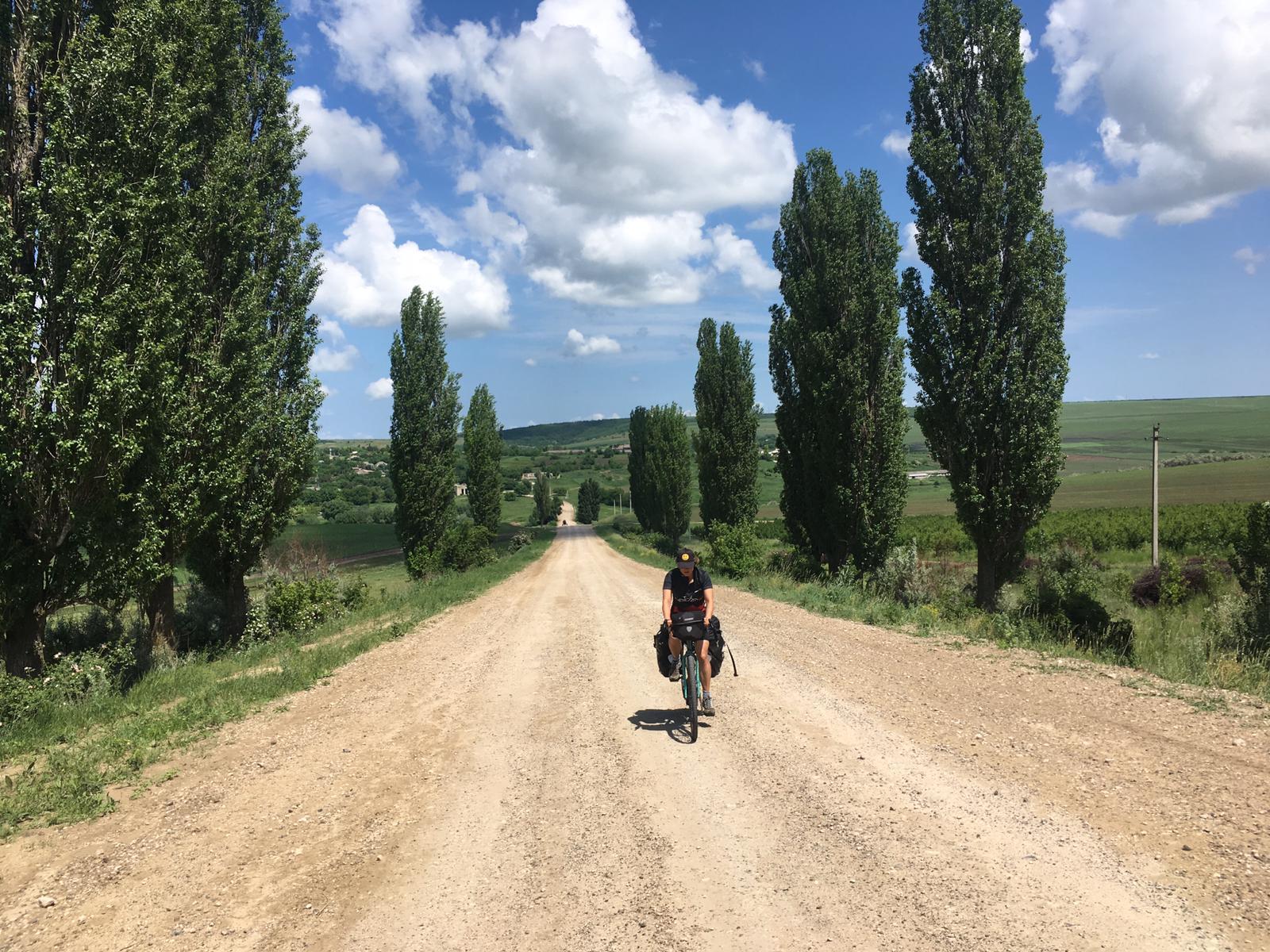 Mit den Bikes durch Osteuropa