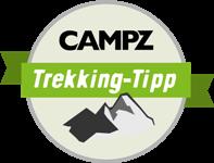 Siegel CAMPZ Trekking-Tipp