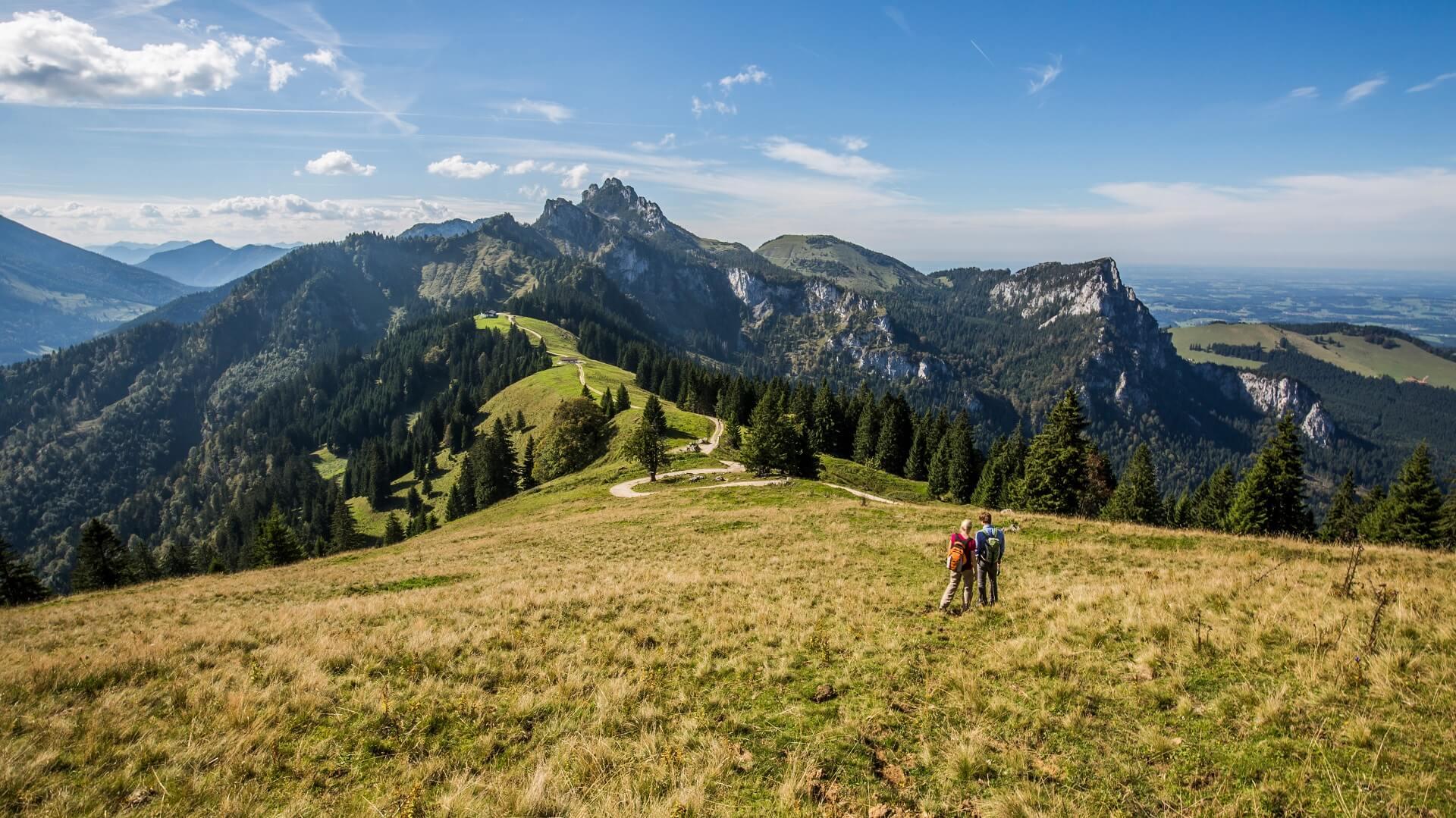 Wandern mit Kindern in Chiemgau