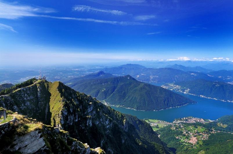 Wandern im Frühling - Auf den Monte San Giorgio im schweizer Tessin