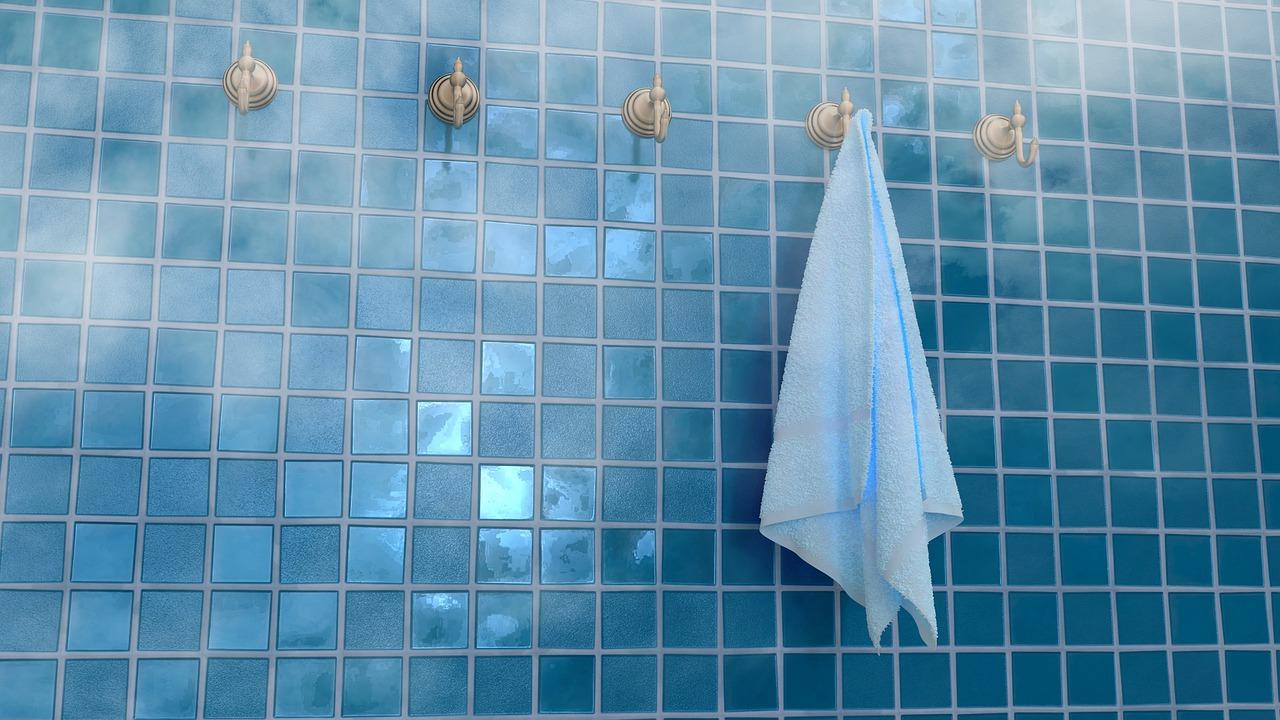 Tipps gegen Hitze: Nasses Handtuch