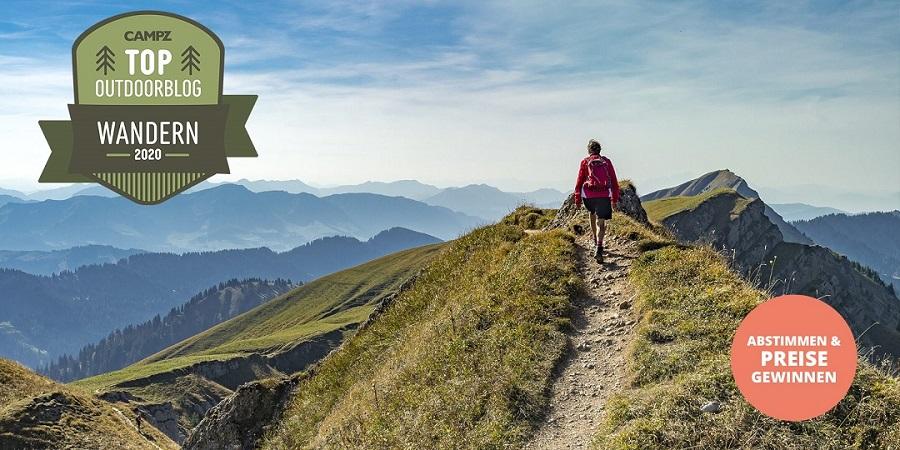 CAMPZ Blogwahl 2020 - Kategorie »Wandern in der Heimat«