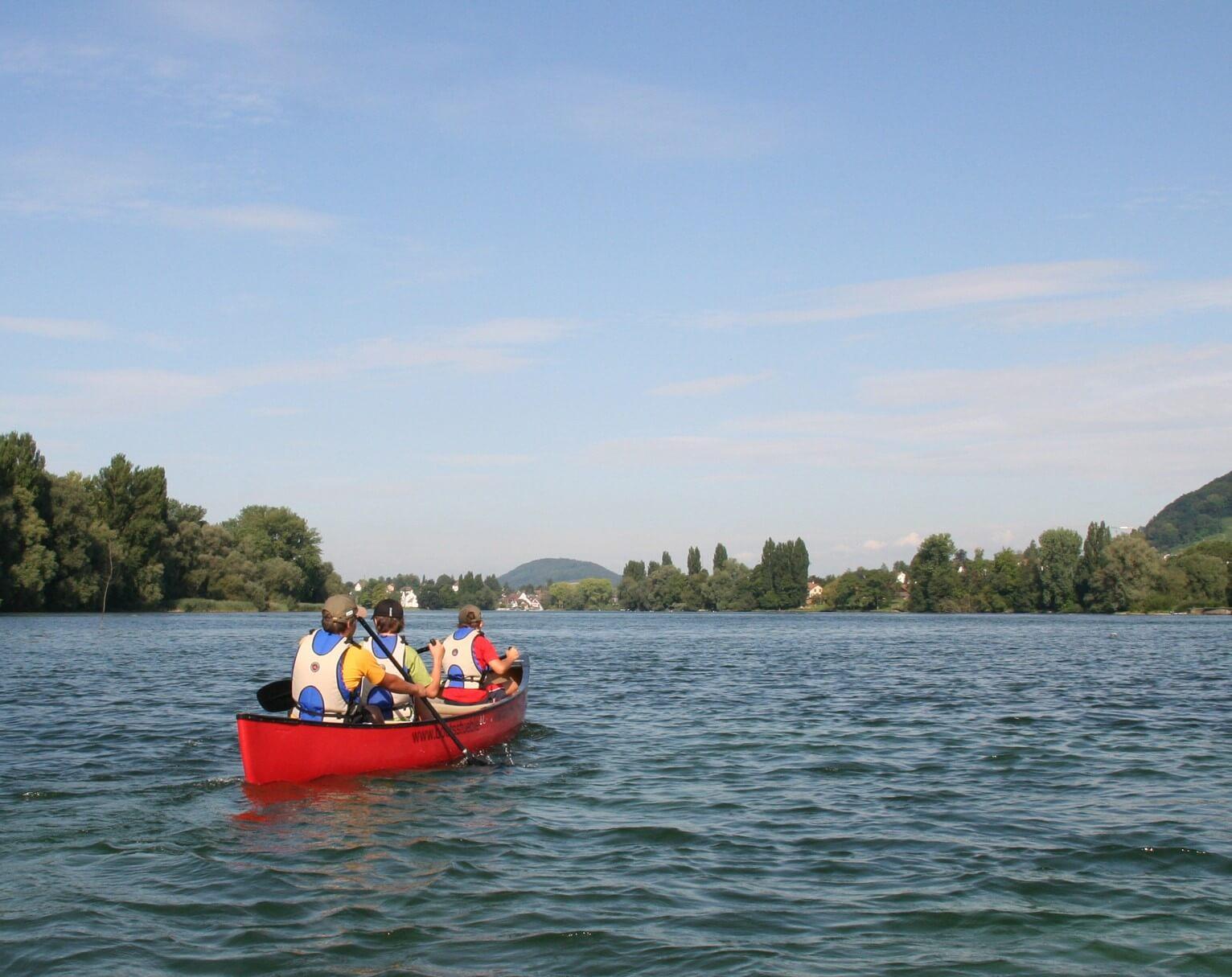 Kajaktour: Auf dem Bodensee