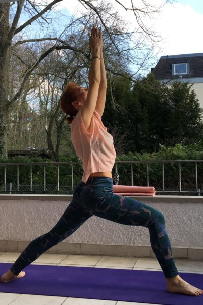 Produkttest - Yoga Shirt von super.natural