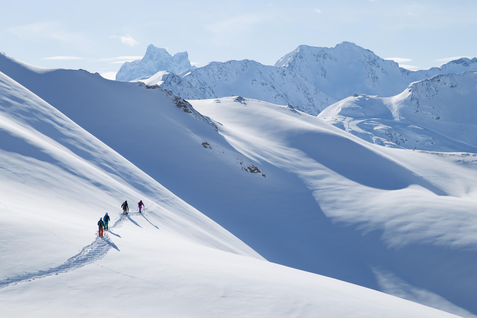 Freeride Camps am Arlberg
