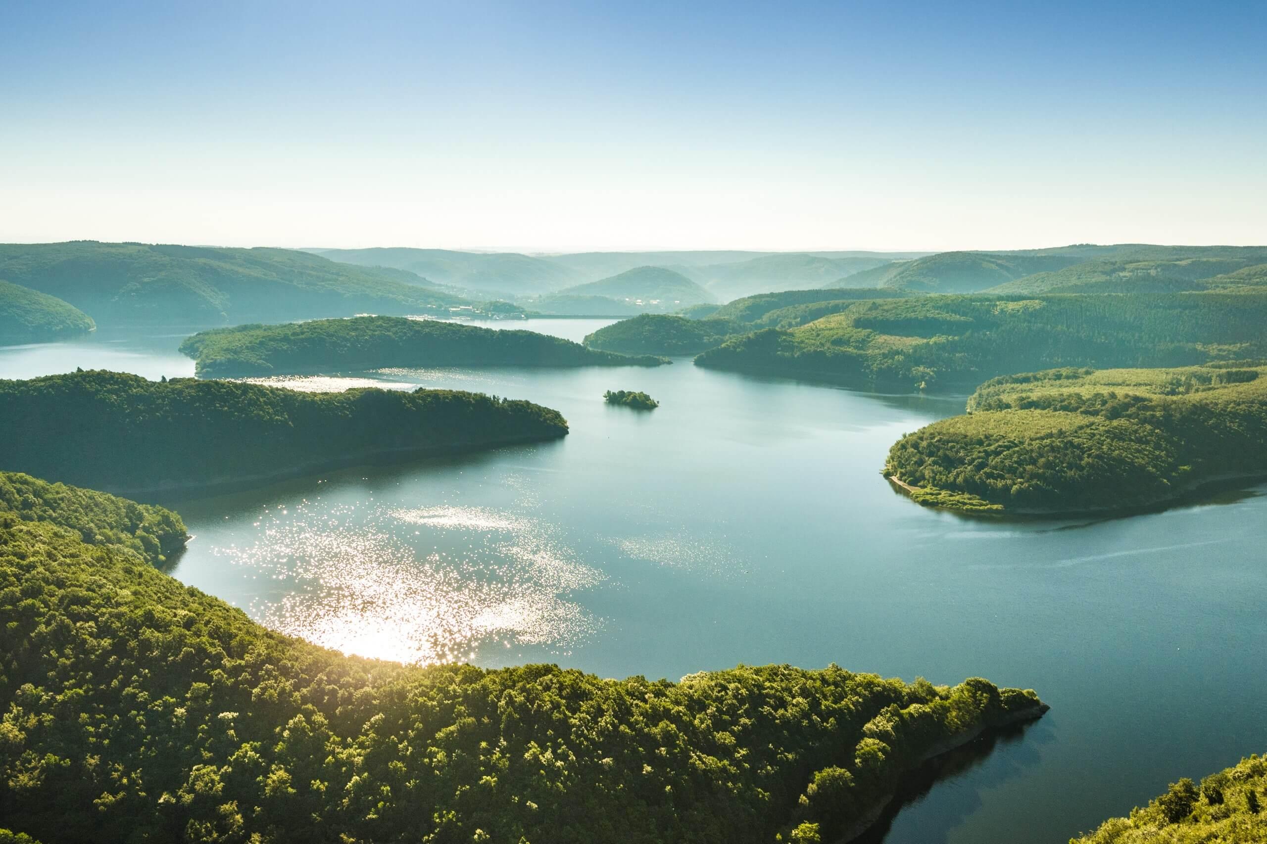 Nationalpark Eifel - Rursee