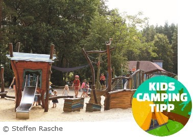 Kids Camping Tipp - Familienpark Senftenberger See