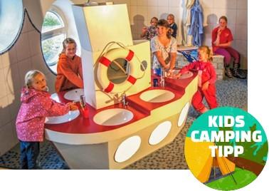 Kids Camping Tipp - Campingpark LuxOase