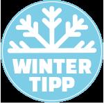 Siegel CAMPZ Winter Abenteuer Tipp
