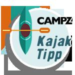CAMPZ Kajak Tipp