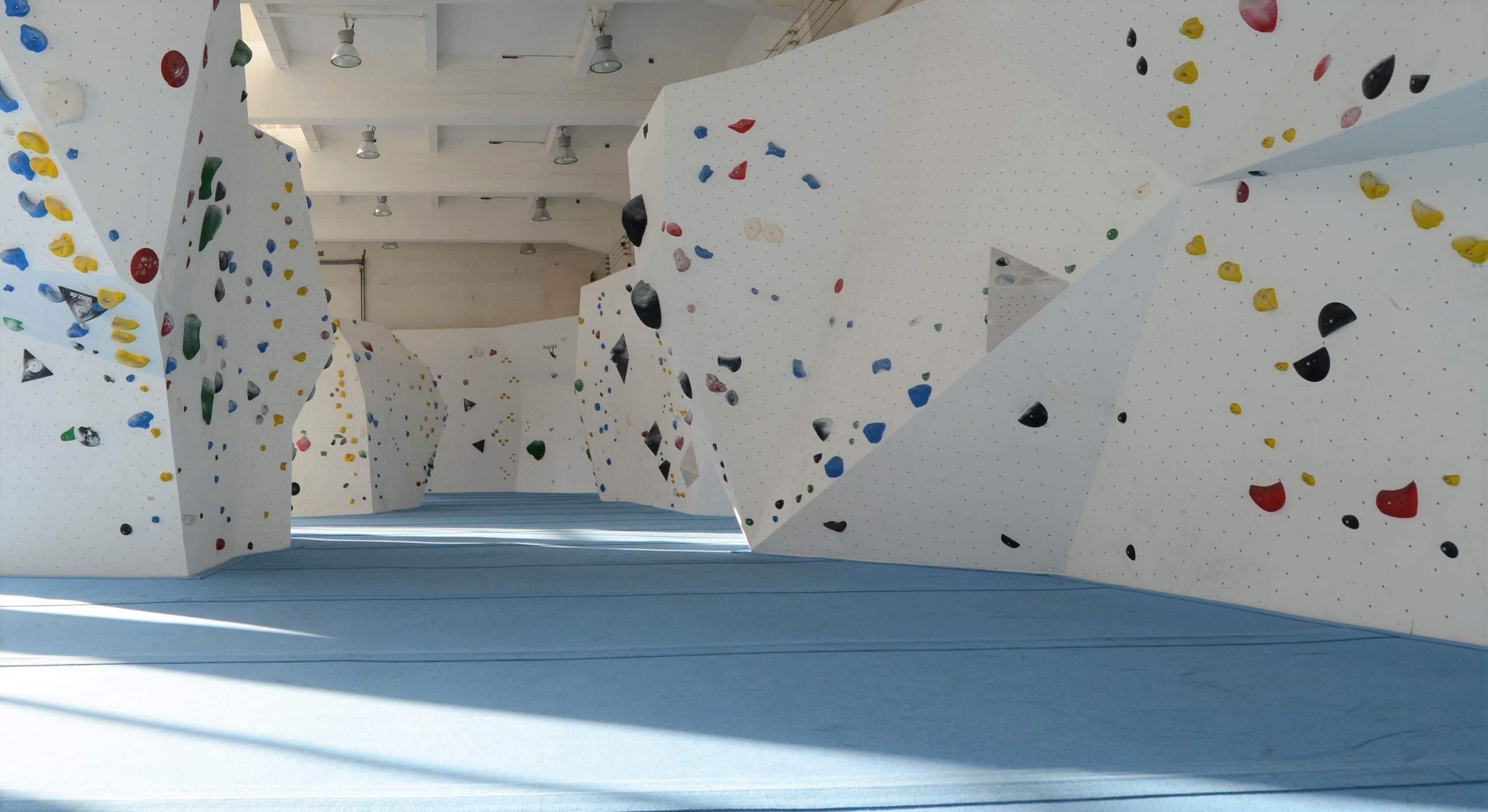 Deutschlands beliebteste Boulderhallen