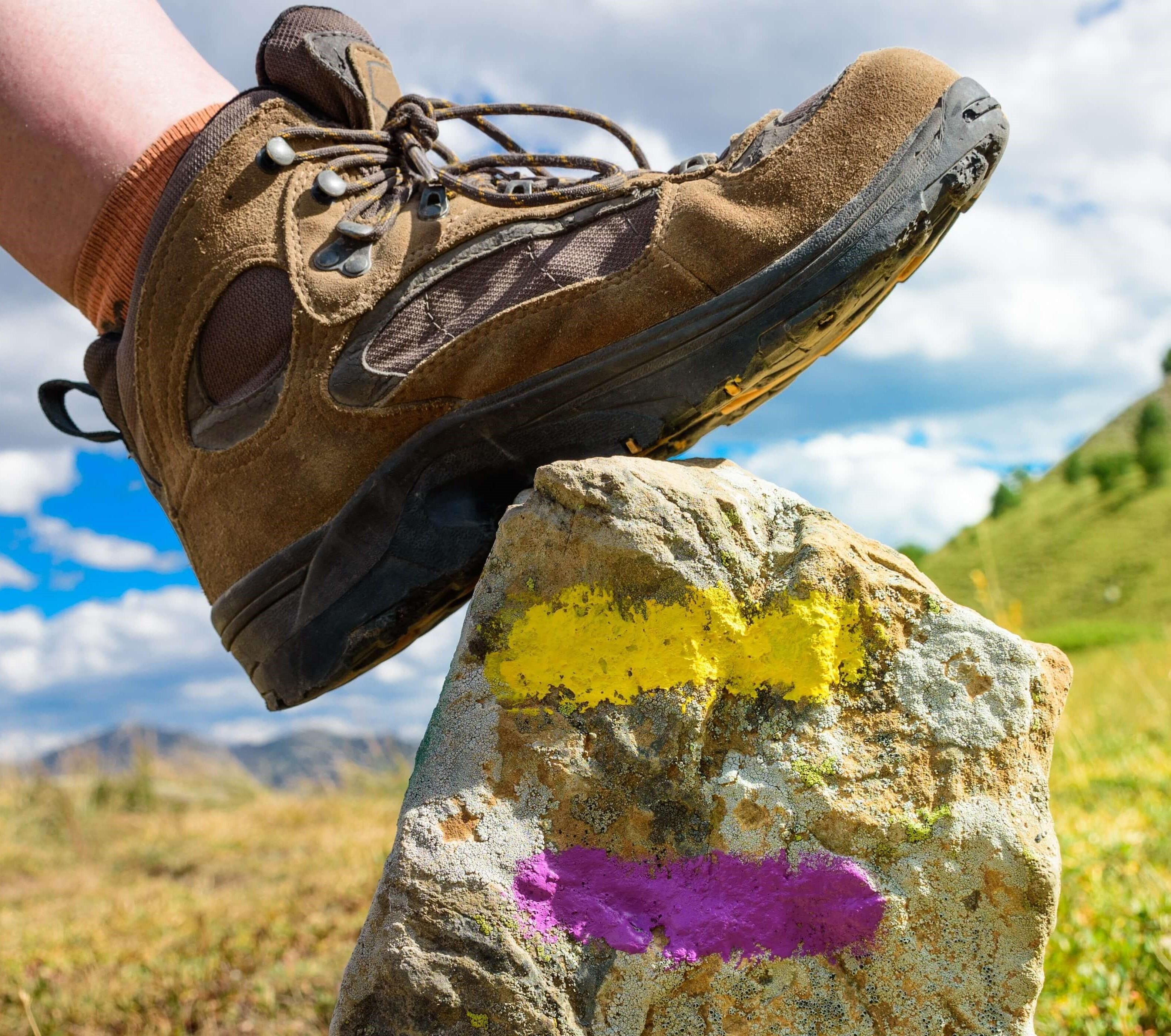 Kategorie - Wandern in Deutschland und den Alpen