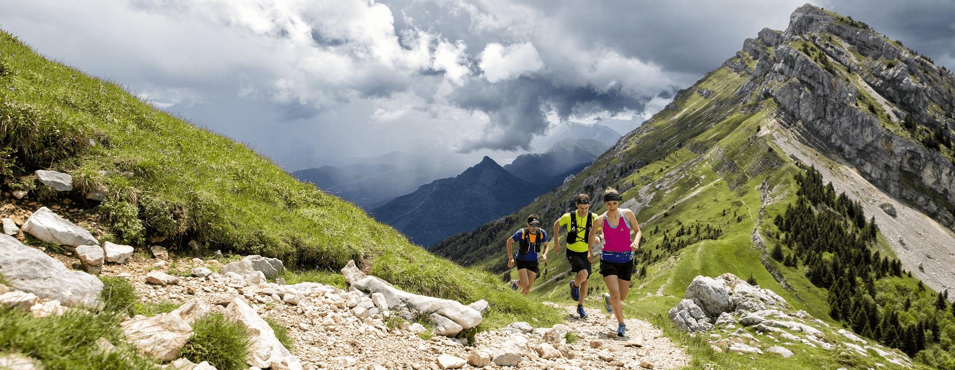 Outdoorschuhe: Für jedes Abenteuer  gerüstet