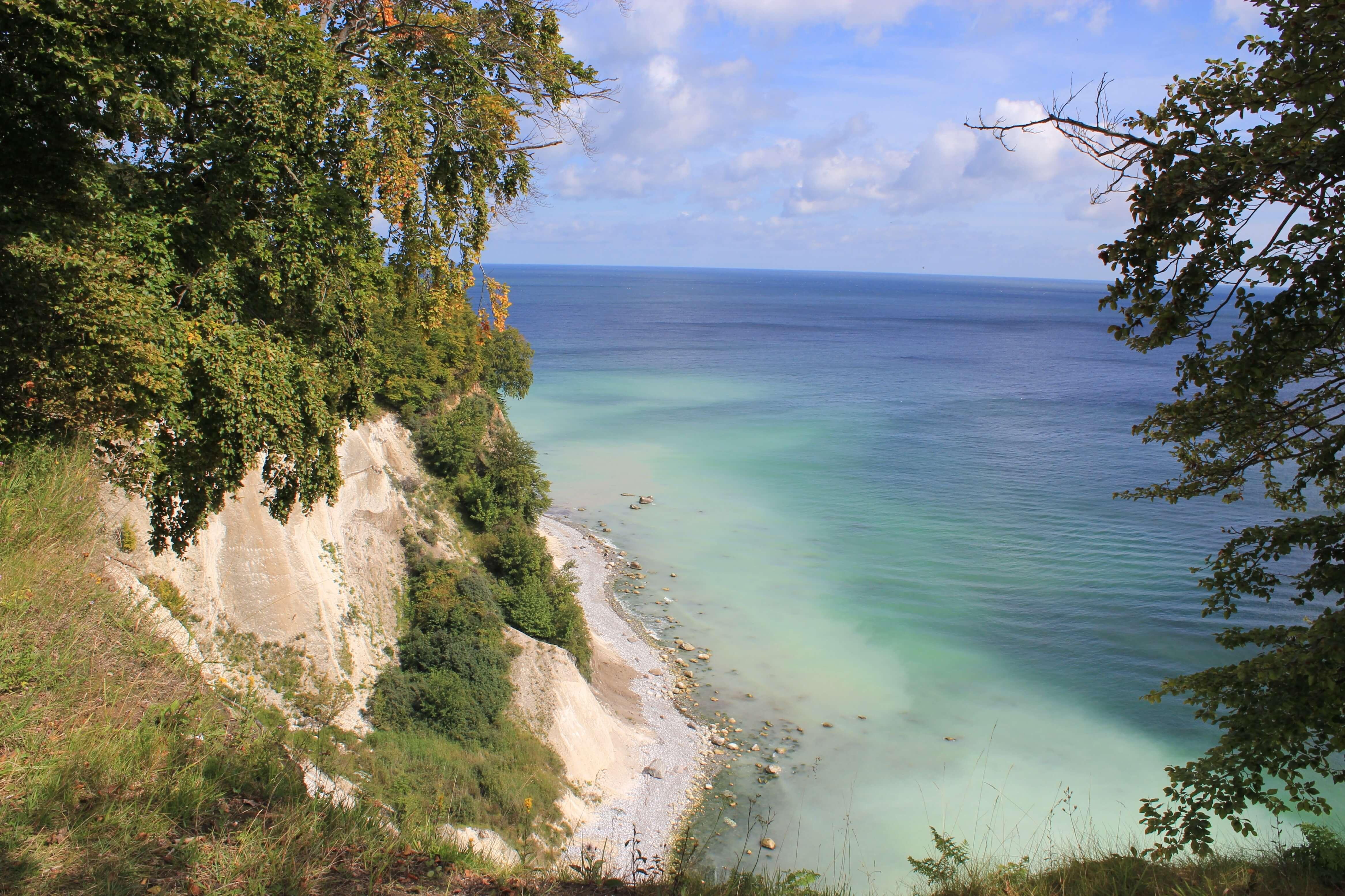 Nationalpark Jasmund - Steilküste auf Rügen