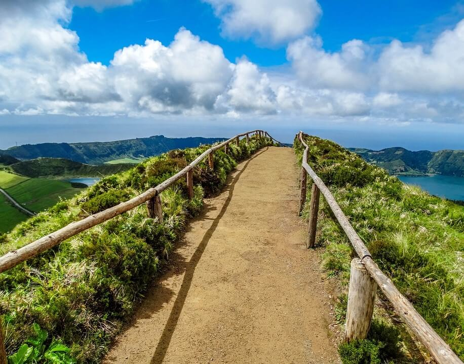 Trailrun auf den Azoren