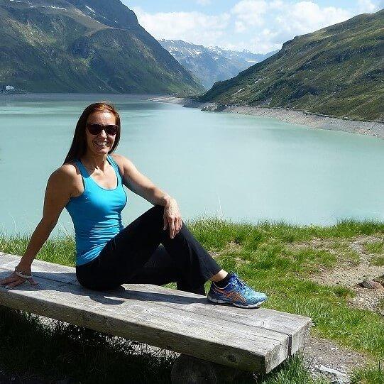 Portrait von Sabine vom Blog Moosbrugger Climbing