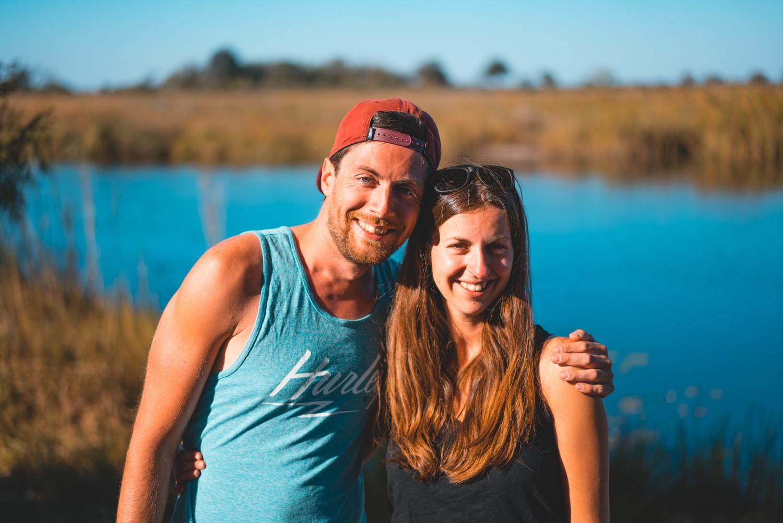 Blogger Laura und Tobi von Collect Footprints