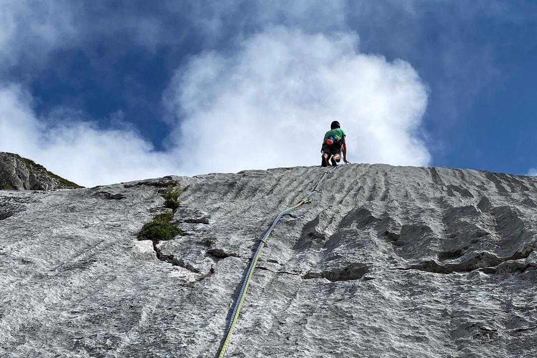 Wir stellen vor: Daniel von Bergheimat - Top Outdoorblog 2020 in der Kategorie »Klettern & Bouldern«