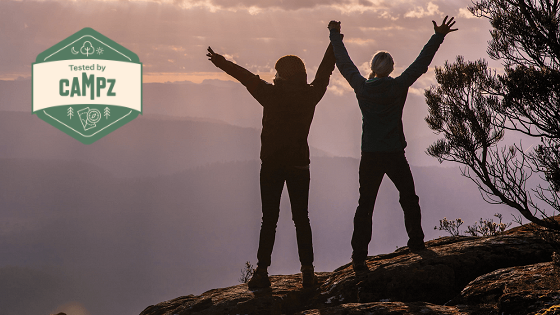 CAMPZ testet: Keen Venture Wanderschuhe