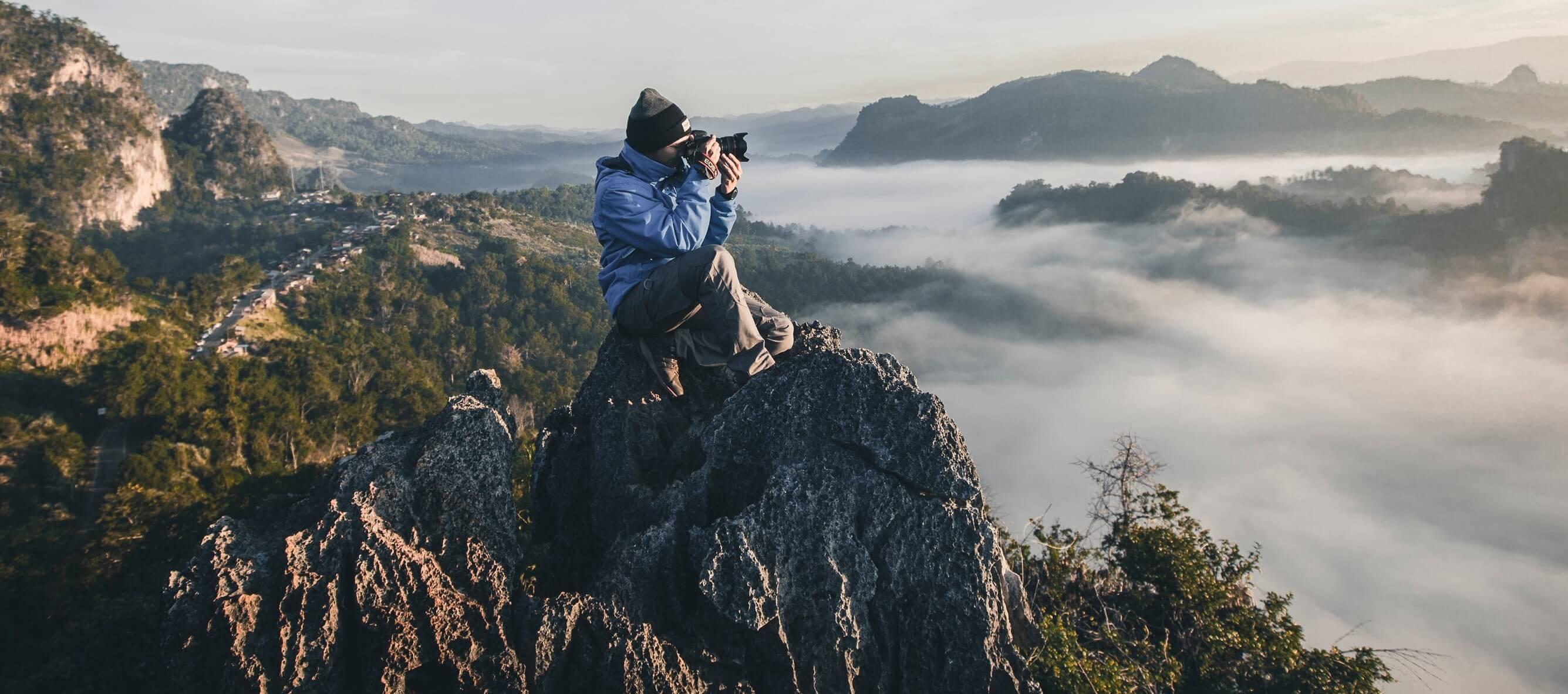 Outdoorfotografie im Fokus - Guide