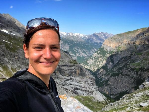 Bloggerin Romy Robst von Etappen-Wandern