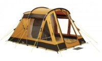 Campingzelt bei CAMPZ