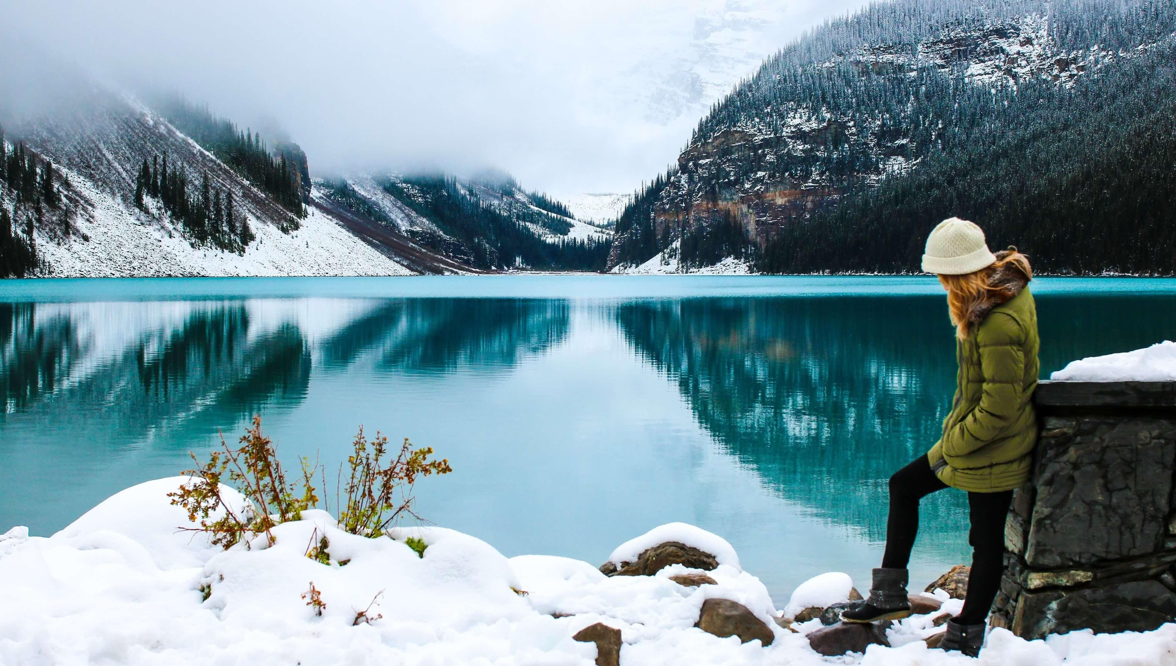 Winterwandern in Deutschland