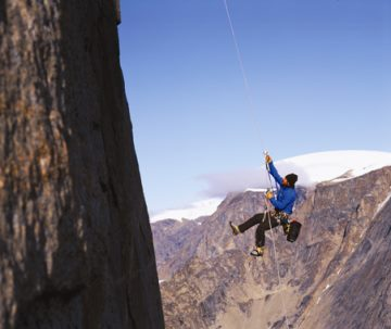 Bigwall Klettern bei CAMPZ