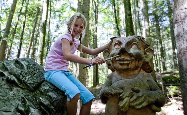 Wandern mit Kindern in Berchtesgaden