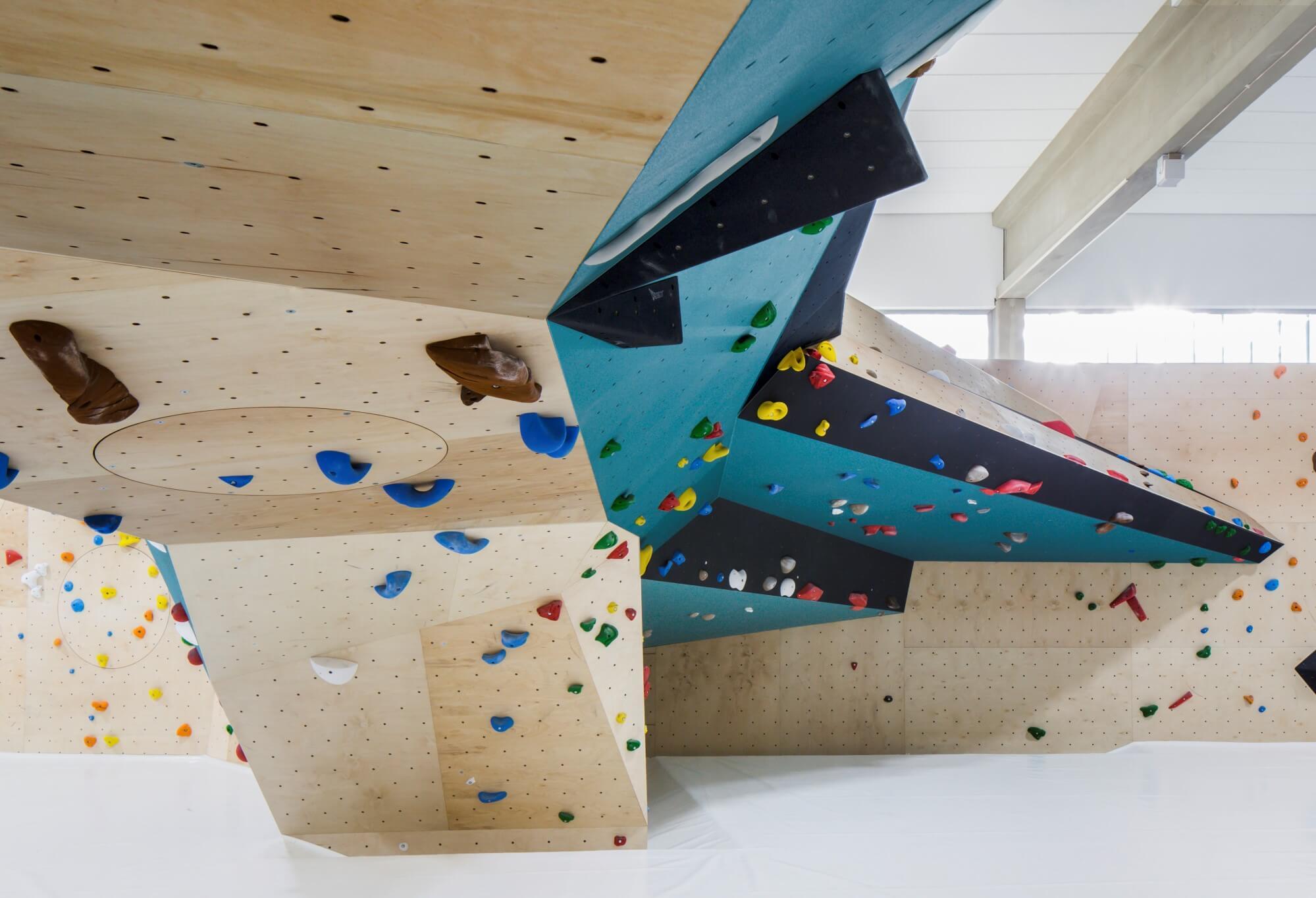 Top Boulderhalle - Boulderhalle Rock Inn Würzburg