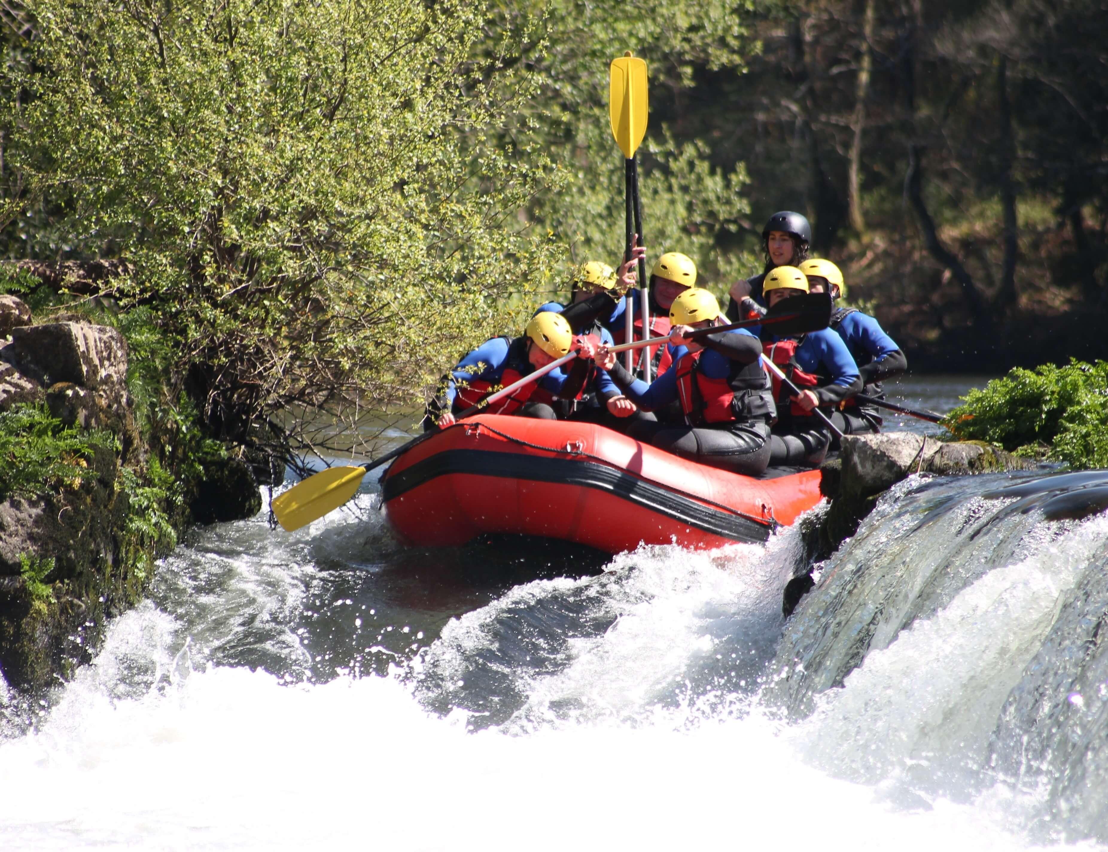 Mini-Abenteuer - Rafting Tour