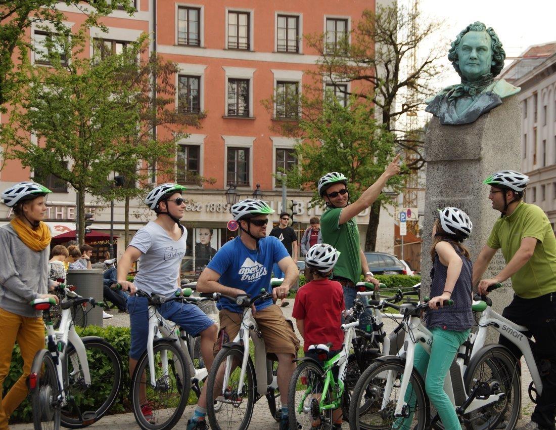 Mini-Abenteuer - Tour mit dem E-Bike