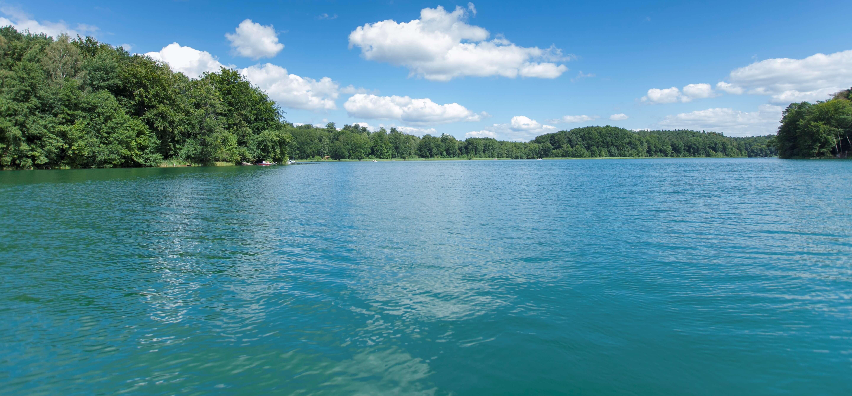 Wanderung um den Liepnitzsee