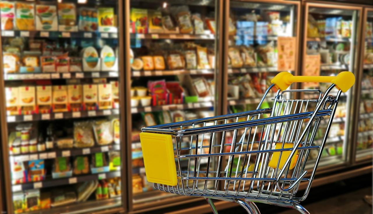 Tipps gegen Hitze: Abkühlung im Supermarkt