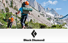 Black Diamond bei CAMPZ
