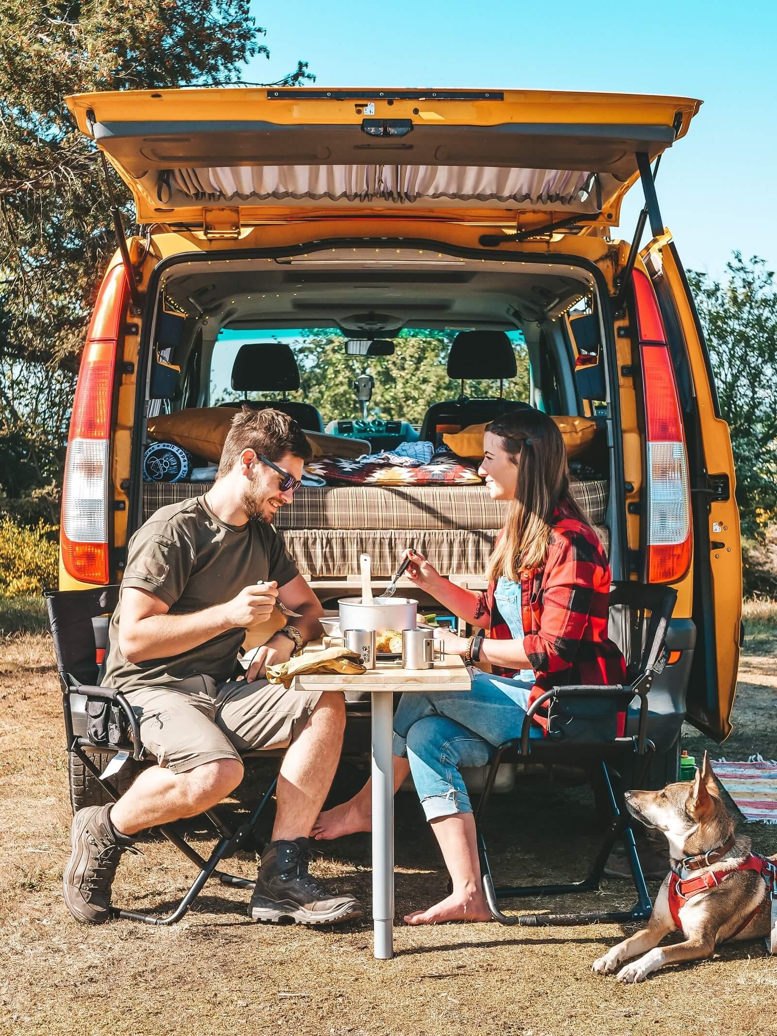 Die Reiseblogger Brina und Igor von Explore the Outdoors