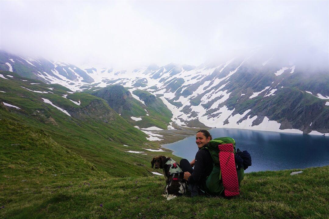 Pfunderer Höhenweg Etappe 2 - Wilderer See