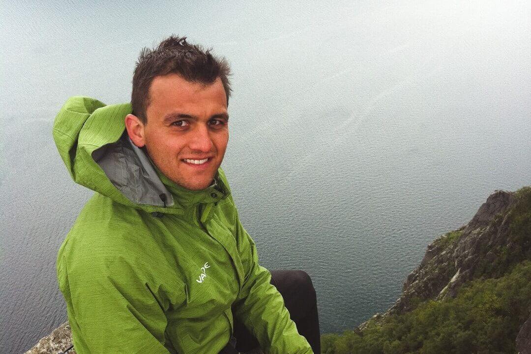 Langlauf lernen: Experte Rainer Kiefer