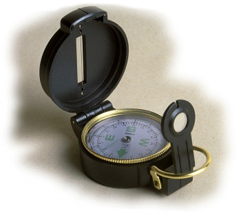 Kompass bei Campz