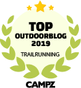 Siegel Top Outdoorblog Trailrunning 2019