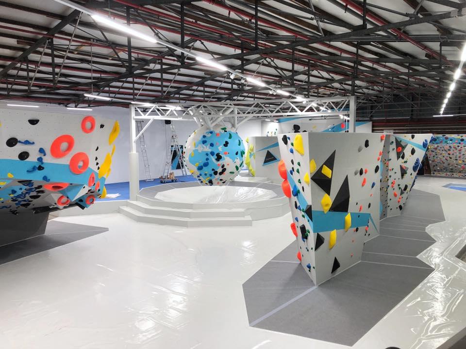 Top Boulderhalle - Boulderwelt in Dortmund