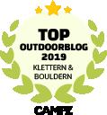 Siegel Top Outdoorblog Klettern & Bouldern 2019