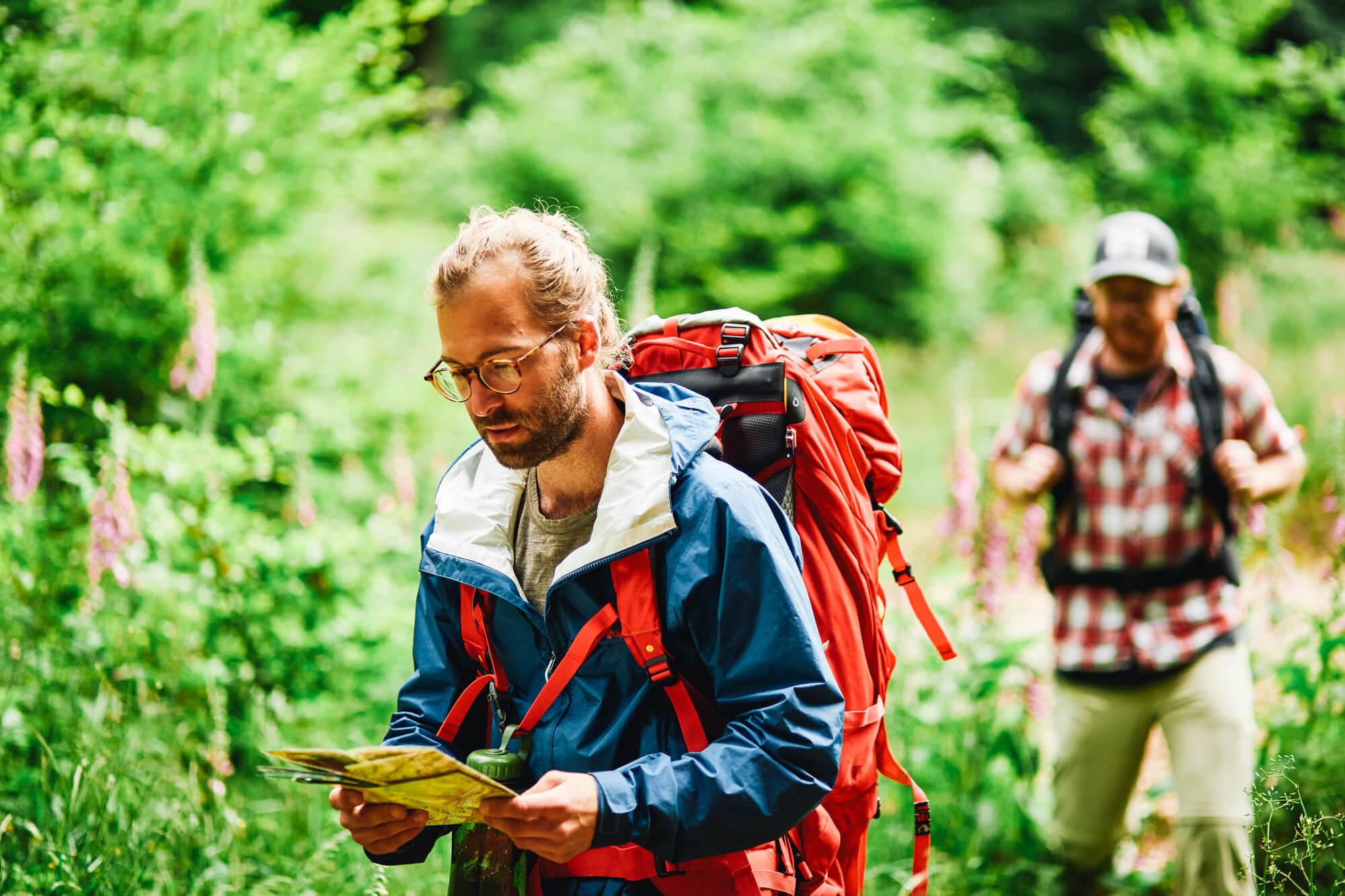 Wandern auf dem Soonwaldsteig im Hunsrück