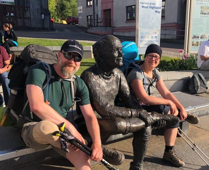 West Highland Way - Tag 7 - Fort William
