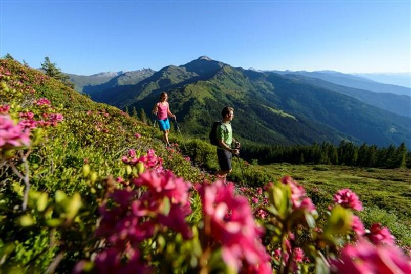 Wandern im Frühling - Rundwanderung zum Kellerjoch im Karwendel, Tirol