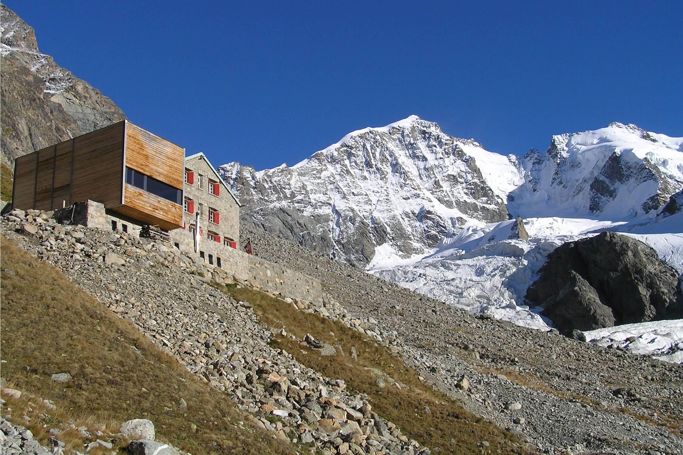 Hüttenwanderung Bernina-Trek, Schweiz
