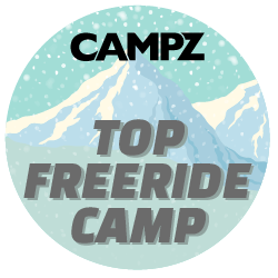 Siegel - Top Freeride Camp - CAMPZ