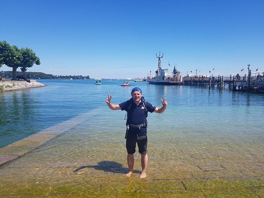 Wir stellen vor: Andreas von Jungwandern - Top Outdoorblog 2020 in der Kategorie »Wandern in der Heimat«