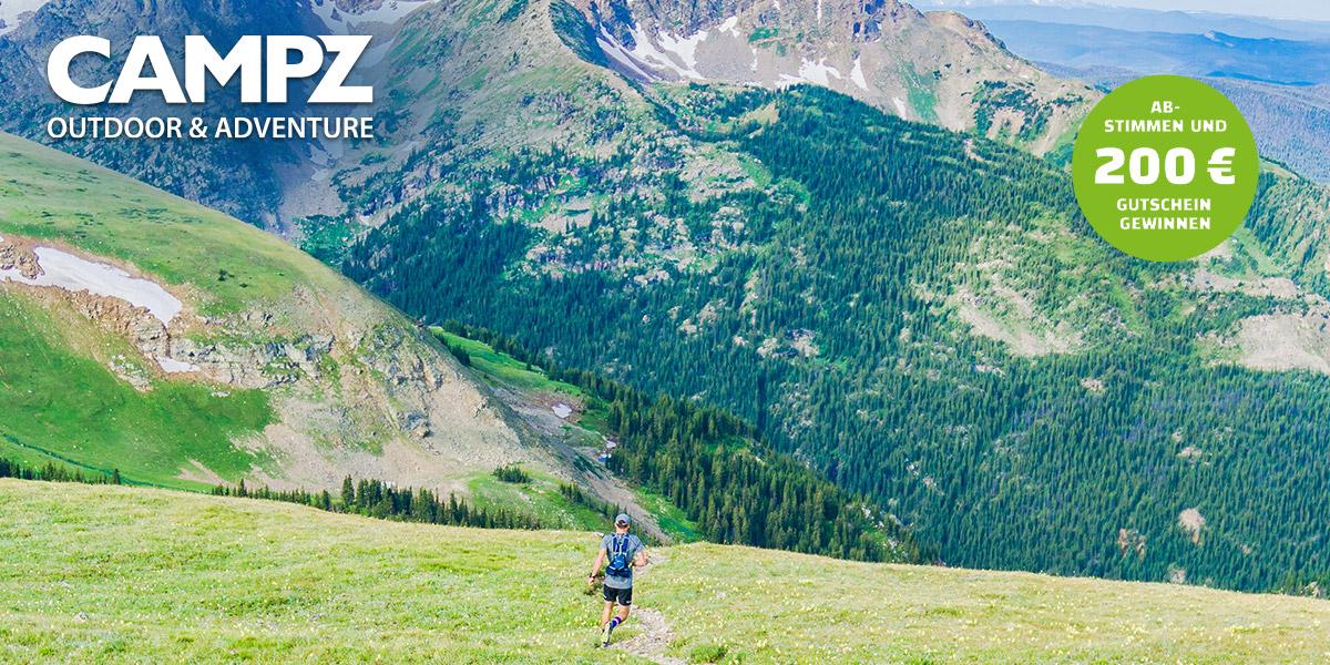 CAMPZ Top Outdoorblog 2019 - Trailrunning