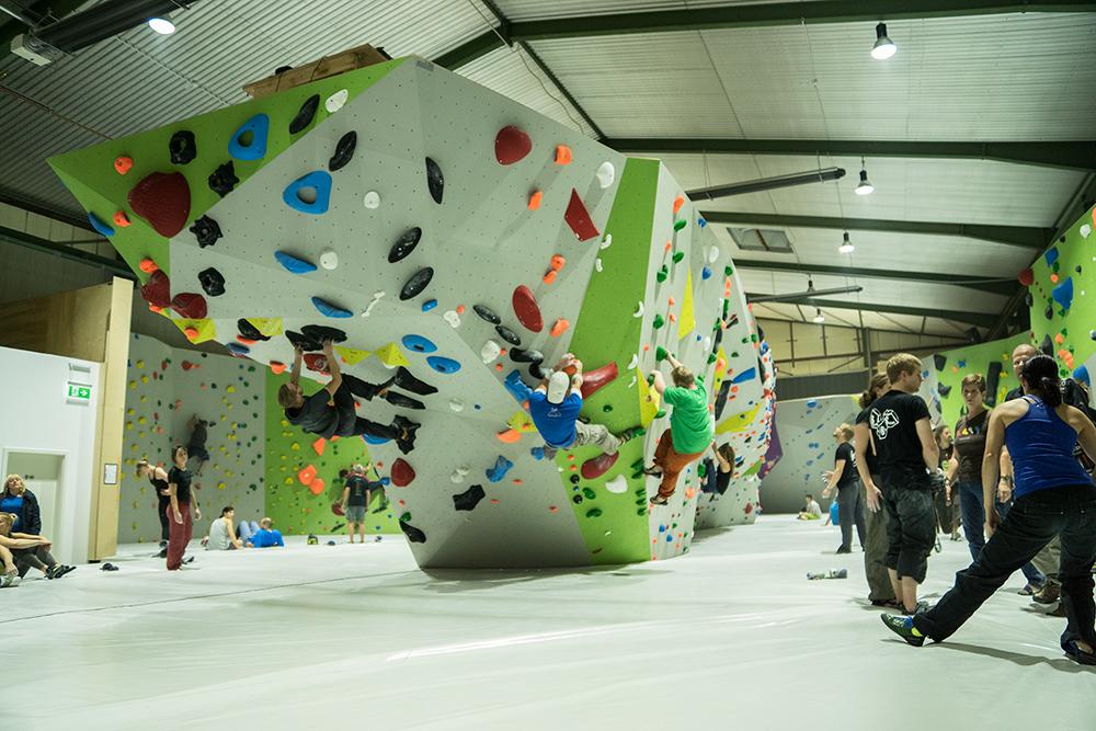 Top Boulderhalle - Boulderhalle Boulderbase Bremen